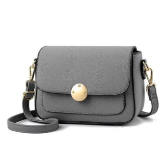Túi đeo chéo nữ BA 6689 (Ghi)