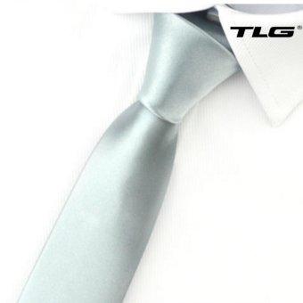 Cà Vạt Nam Bản Nhỏ Hq206252 2 (Bạc)