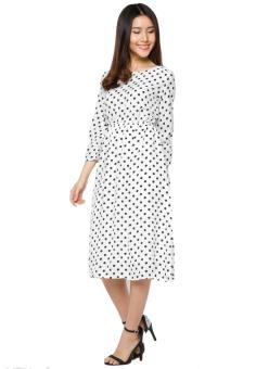 Mua Đầm vintage chấm bi – D03415130 giá tốt nhất