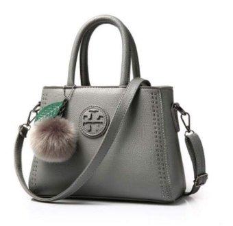 Túi xách nữ da cao cấp PG BAG T6969-23-2A3 XÁM