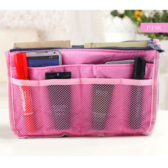 Allwin Women Travel Insert Handbag Organiser Dual Bag in Bag Organizer Tidy Bag - Intl