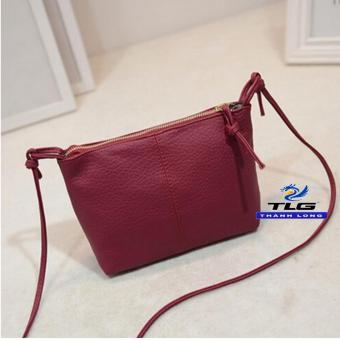 Túi Đeo Chéo Nữ Thời Trang Cao Cấp Thành Long TL8170 4(đỏ)