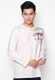 Áo phông OASIS Thái Lan MTXL456 (Hồng)