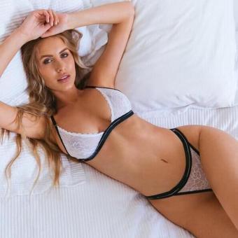 Hotace Bra Brief set Underwear set ingerie Triange set