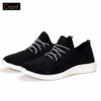 Giày Sneaker Nữ Cá Tính OSANT - SN007 (DEN)