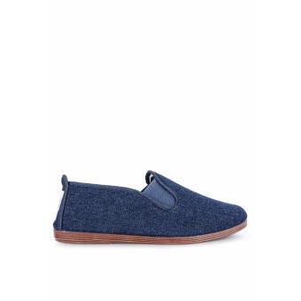 Giày Lười Flossy Arnedo (Xanh Denim)