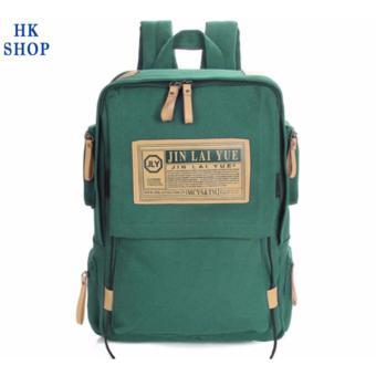 Ba Lô CanVass HK SHOP Cao cấp CA4 (Green)
