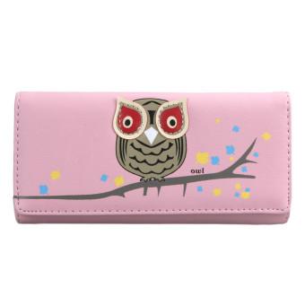 Small Fresh Wallet Pink - Intl