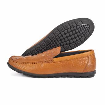 Giày da nam công sở da thật - EC09
