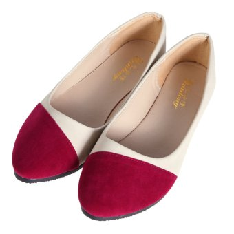 Women's Ballet Single Shoes Rose - INTL
