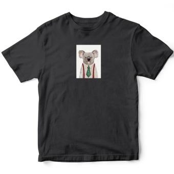 Áo Thun Koala in style (Đen)