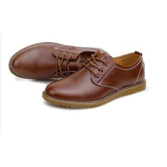 Giày nam TL114 (Nâu)