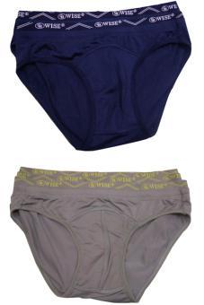Bộ 4 quần lót nam Wise 8006