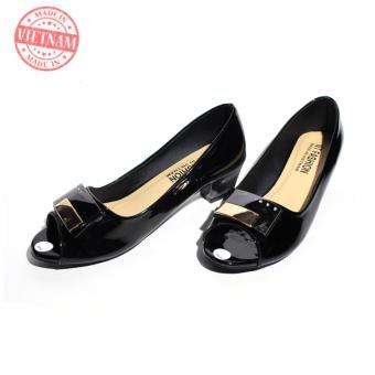 Giày cao gót 5p thanh lịch công sở màu đen NT FASHION 139506