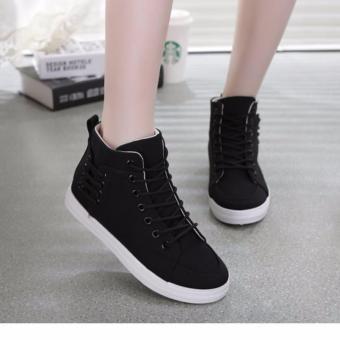 B03D - Giày bốt thể thao phong cách Hàn Quốc