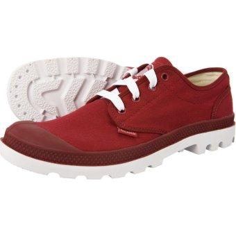Giày thời trang unisex Palladium 72885-606-M (Đỏ)