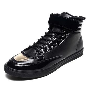 Giày Sneakers Thắt Dây Zoma S1081 (Đen)
