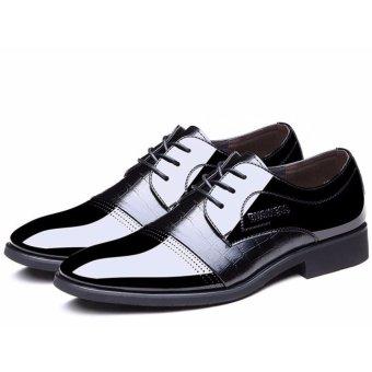 Giày Công Sở Nam Da Thật Lct9905 (Đen)