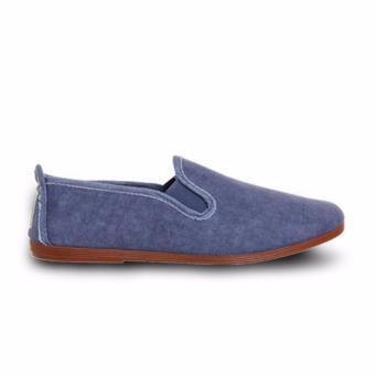 Giày Lười Flossy Cuenca (Tím Nhạt Nhung)