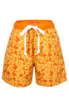 Quần short bé trai V.T.A.Kids BT504201C (Cam)
