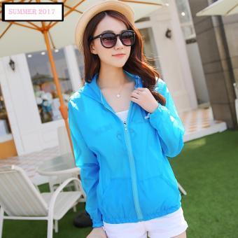 Áo chống nắng và tia UV Sodoha UVAB1285 Blue
