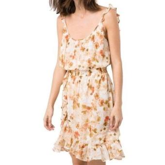 Đầm voan hoa Varadero