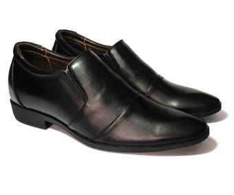 Giày tăng chiều cao nam Toldo TT36 6.5 cm (Đen)