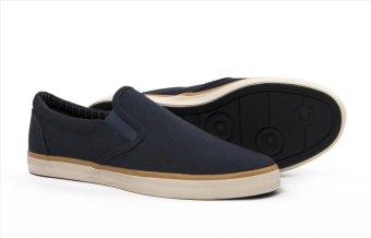 Giày nam thời trang ANANAS 20118 (Xanh đen)