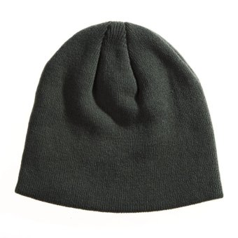 New Winter Unisex Top Ski Knitted Beanie Hat (Int: One size)(Intl:)