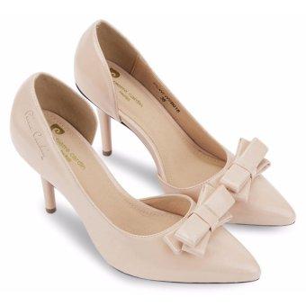 Giày Cao Gót Pierre Cardin PCWFWSB018 - Cream