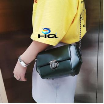 Túi Đeo Chéo Nữ Phong Cách Cá Tính HQ 80TU88 3(xanh)