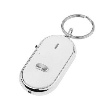 Móc chìa khóa thông minh Huy Linh (Trắng)