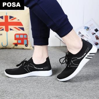 PS004 - Giày Sneaker Cá Tính cao cấp POSA