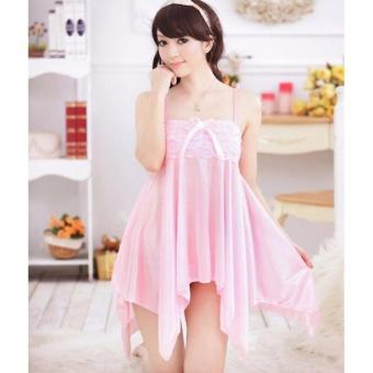 Mua Áo đầm ngủ quyến rũ Angel CDAN03 (hồng) giá tốt nhất