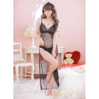 Váy Ngủ Gợi Cảm Ren Lưới Sexy MS727