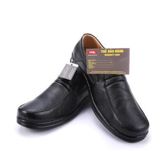 Giày tây nam công sở da thật cao cấp Da Giày Việt Nam VNL2A011D