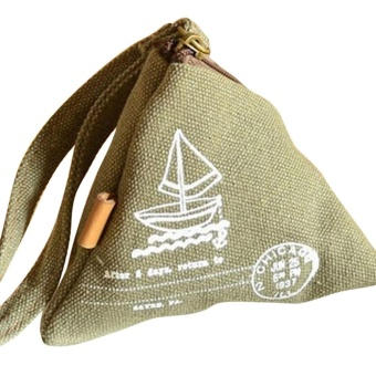 Restoring Ancient Ways Zongzi Canwas Coin Purses Change Wallets A - intl