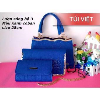 Bộ 3 túi xách nữ thời trang Nino Shop 074