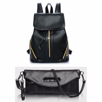 Bộ ba lô và túi xách đa phong cách DT1256