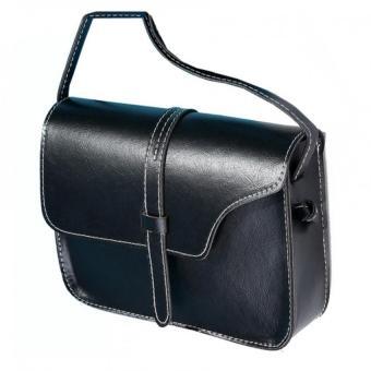Túi xách đeo chéo nữ (Đen)
