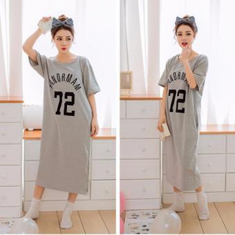 Đầm bầu mặc nhà cotton PJMB227