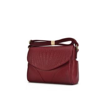 Túi xách nữ cao cấp phong cách trẻ trung MST026 (Đỏ đô) - 3995335 Yêu thích