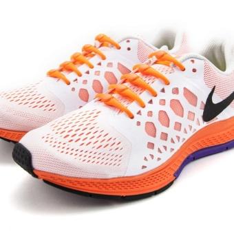 Dây giày cao su đàn hồi thông minh Hilaces™ - Màu cam