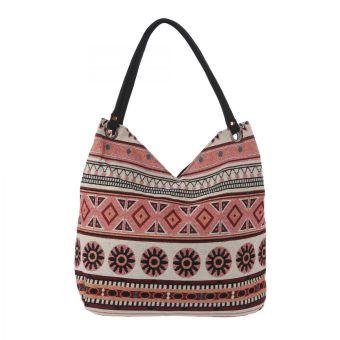 Túi xách thời trang thổ cẩm Hoian Gifts HA-4D