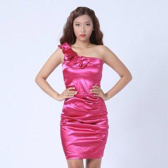 Đầm Dạ Tiệc Thời Trang Hoàng Khanh HK 005