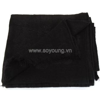 Bộ 2 Khăn Len Choàng Cổ Nữ Soyoung 2SCARF 001 OR B