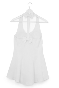 Đầm Haruchan (Trắng)