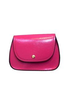 Túi xách nữ thời trang TX67 (Hồng đậm)