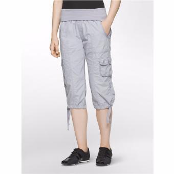 Quần lửng kaki nữ Calvin Klein - Hàng nhập khẩu