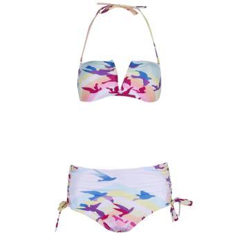 Olalasexy Áo Tắm Bikini Cao Cấp LAUPAHOEHOE (Size M - Nhiều màu)